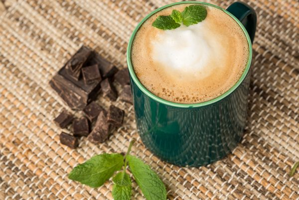 Uporia Mint Irish Cream Macchiatto