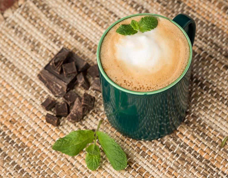 Uporia Mint Irish Cream Macchiatto