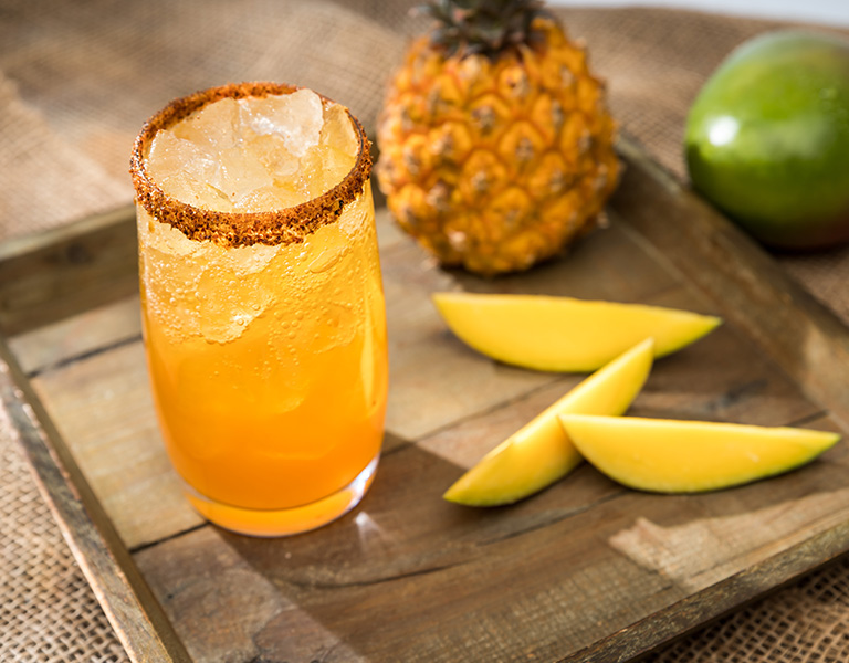 Uporia Spicy Tropical Ginger Fizz