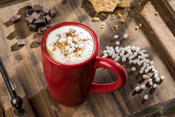 Uporia Want Smore Latte