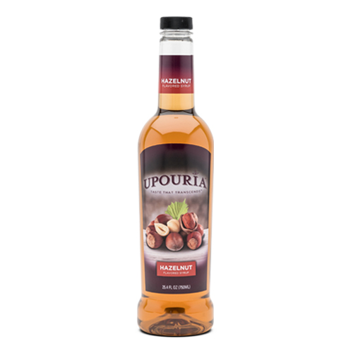 Upouria Hazelnut Syrup