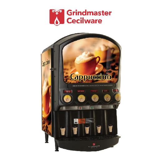 Grindmaster Cecilware PIC5 Cappuccino Machine