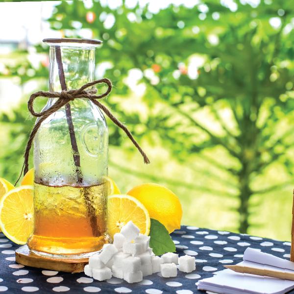 Unflavored Tea Sweeteners