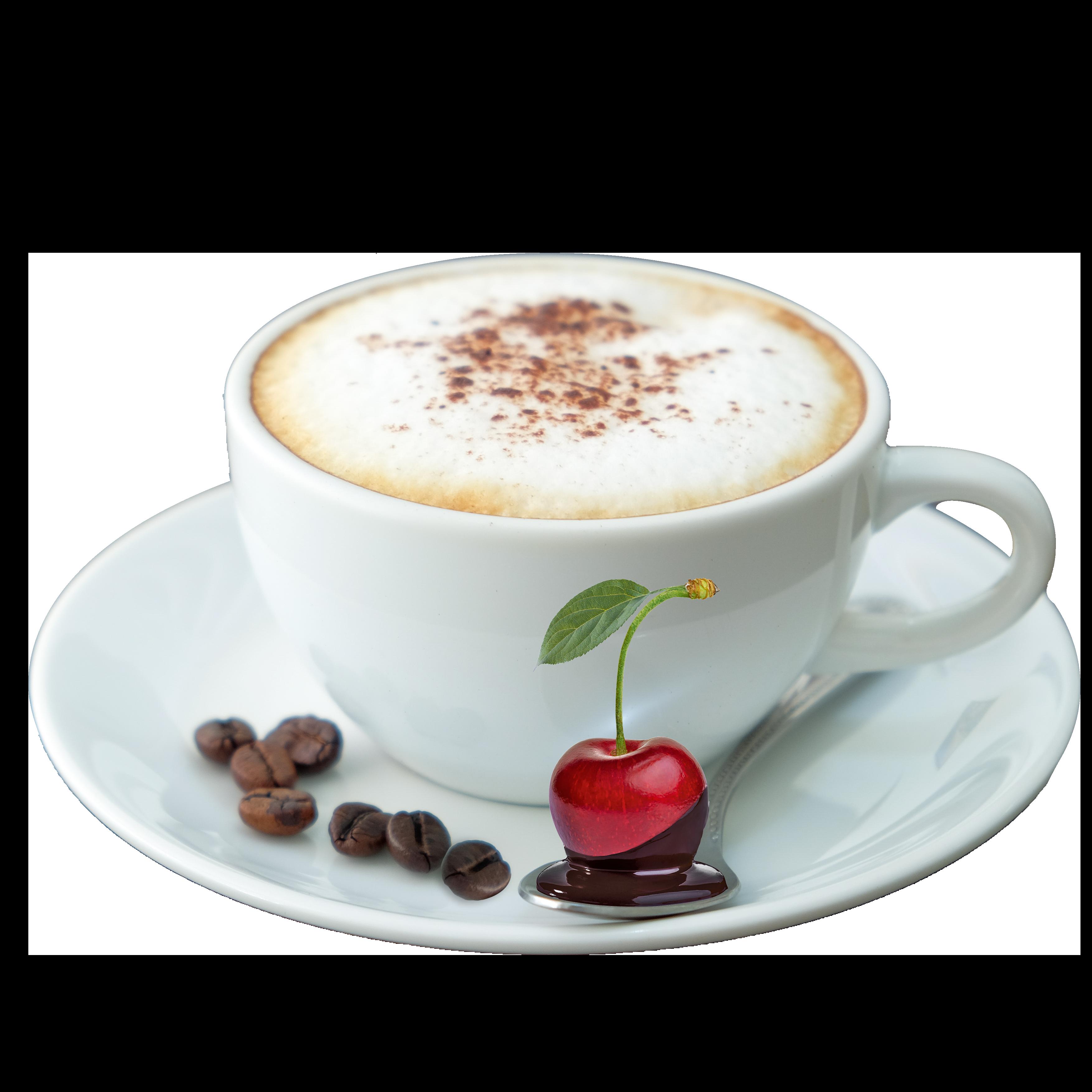 Black Cherry Hot Chocolate