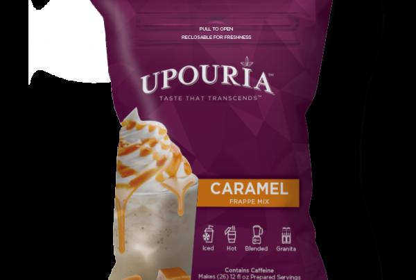 Upouria Caramel Frappe Mix